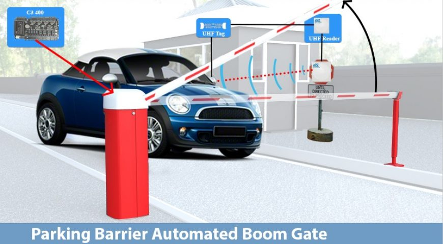 Boom Barriers Manufacturers
