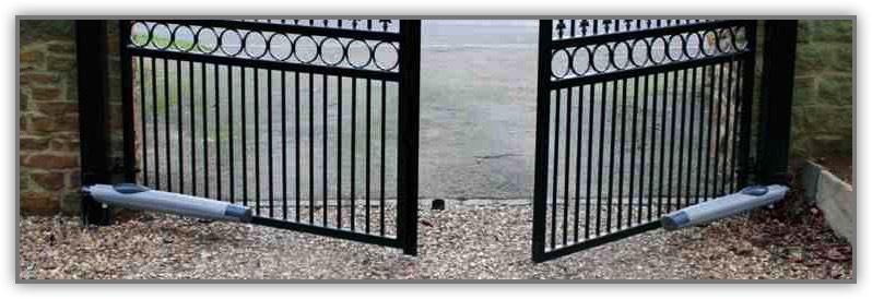 Automatic Sliding/Swing Gate - Swing Gate Opener - GEARTECH